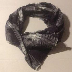 Accessories - Baby It's Cold Outside Plaid Blanket Scarf